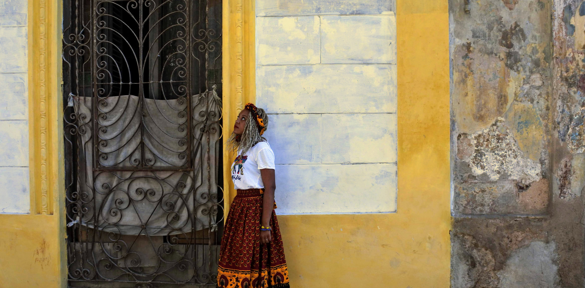 Larys SMith Cuba