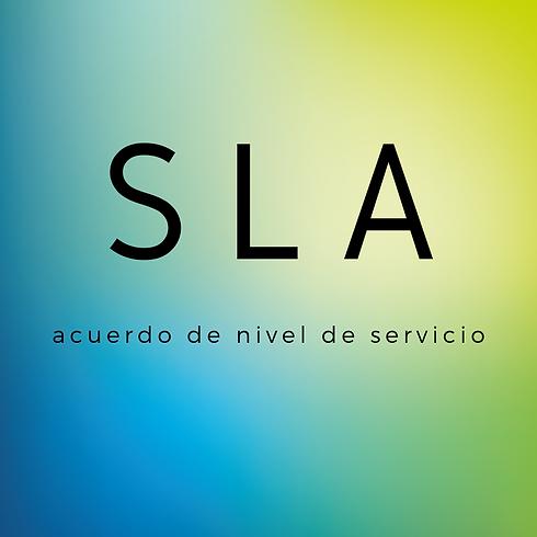 Elaborar un SLA