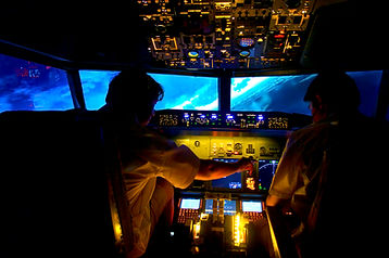 FLIGHT SIMULATOR SUNSHINE COAST