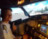 FLIGHT SIMU,ATOR SUNSHINE COAST