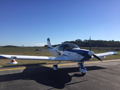 60 Minute Sling First Flight Lesson Special