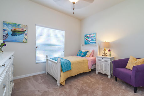 Bradenton Memory Care private room