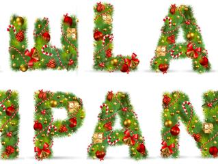 Les Relax Companions vous souhaitent de bonnes fêtes de fin d'année !