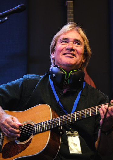 Carl Verheyen at Cleveland Recording Summit