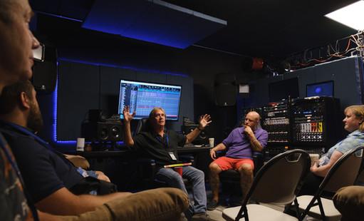 Cleveland Recording Summit 3