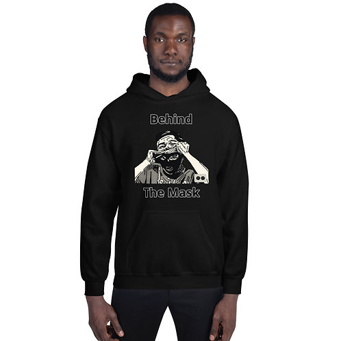 Behind The Mask Hoodie