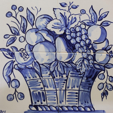 סל פירות מסורתי