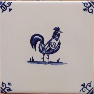 תרנגול דלפט