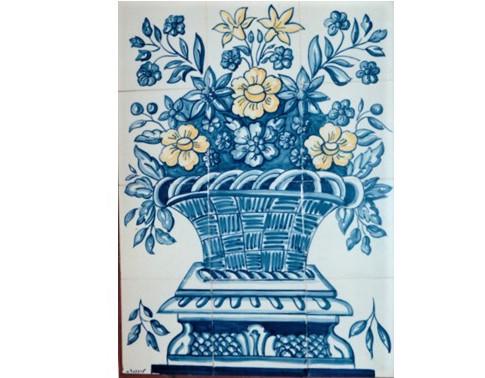 סל פרחים פורטוגזי