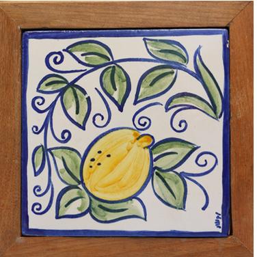 לימון קונטור כחול