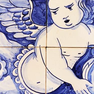 מלאך 4 אריחים