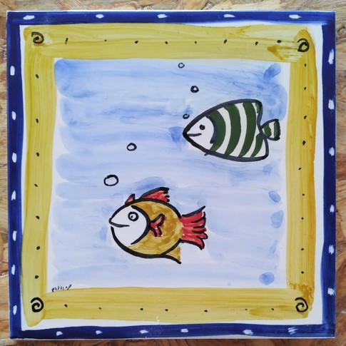 דגים 20*20