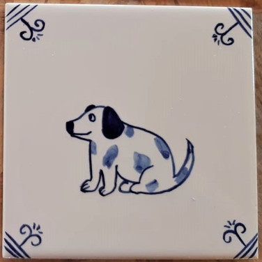 כלב סגנון דלפט