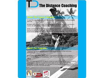 The Distance Coaching