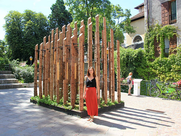Le foyer - Annecy Paysages