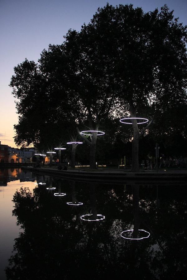 Intimité - Parc de La Villette