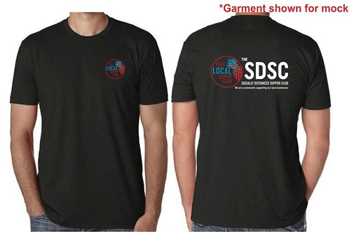 SDSC T-Shirt - Color Logo