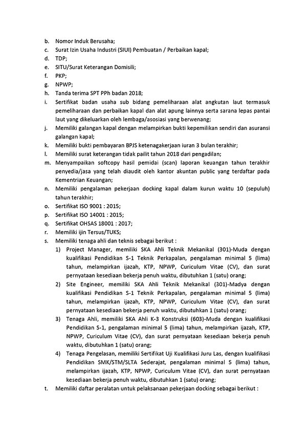 PENGUMUMAN PELELANGAN dock (2)_page-0002