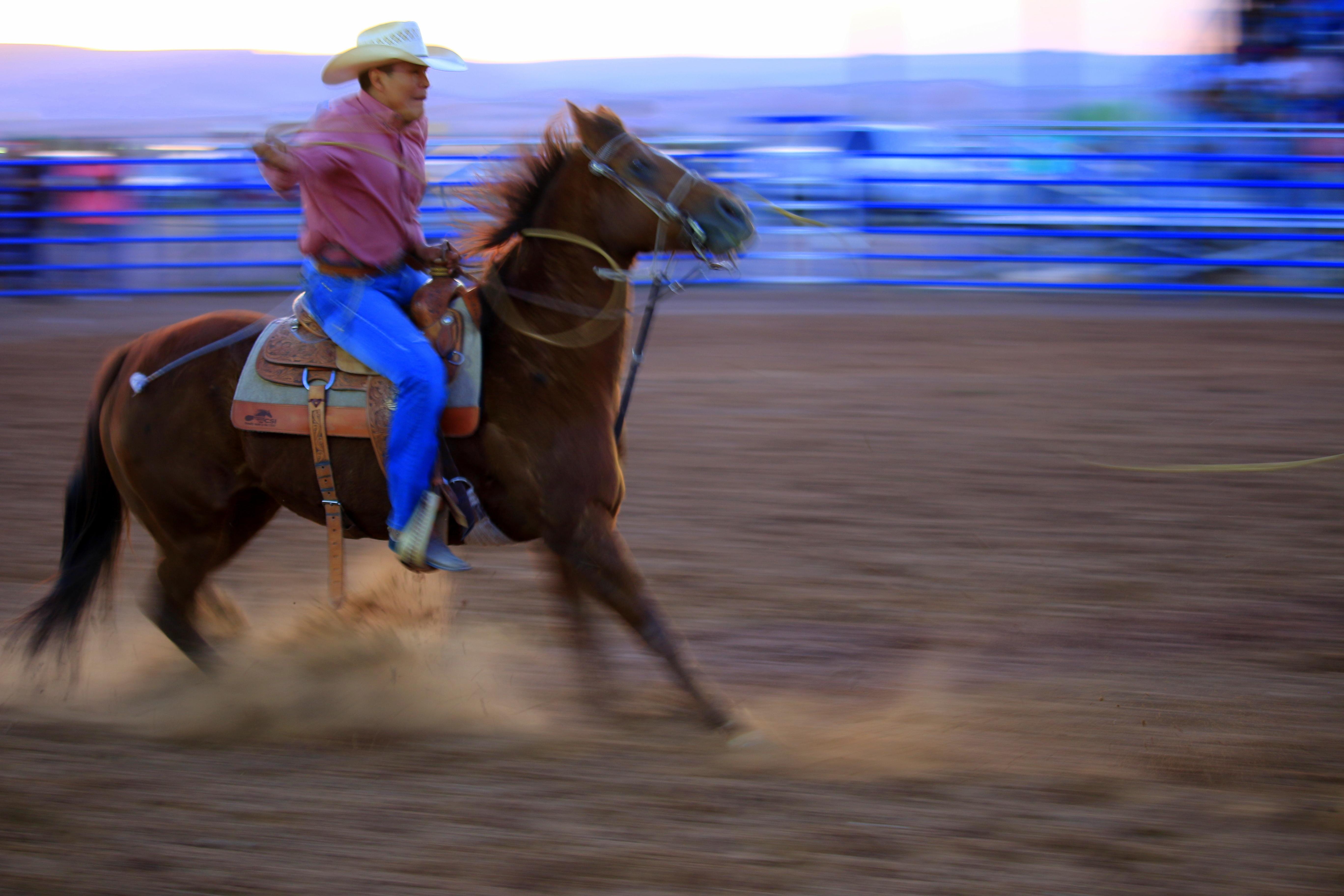 navajo rodeo, kayenta, az