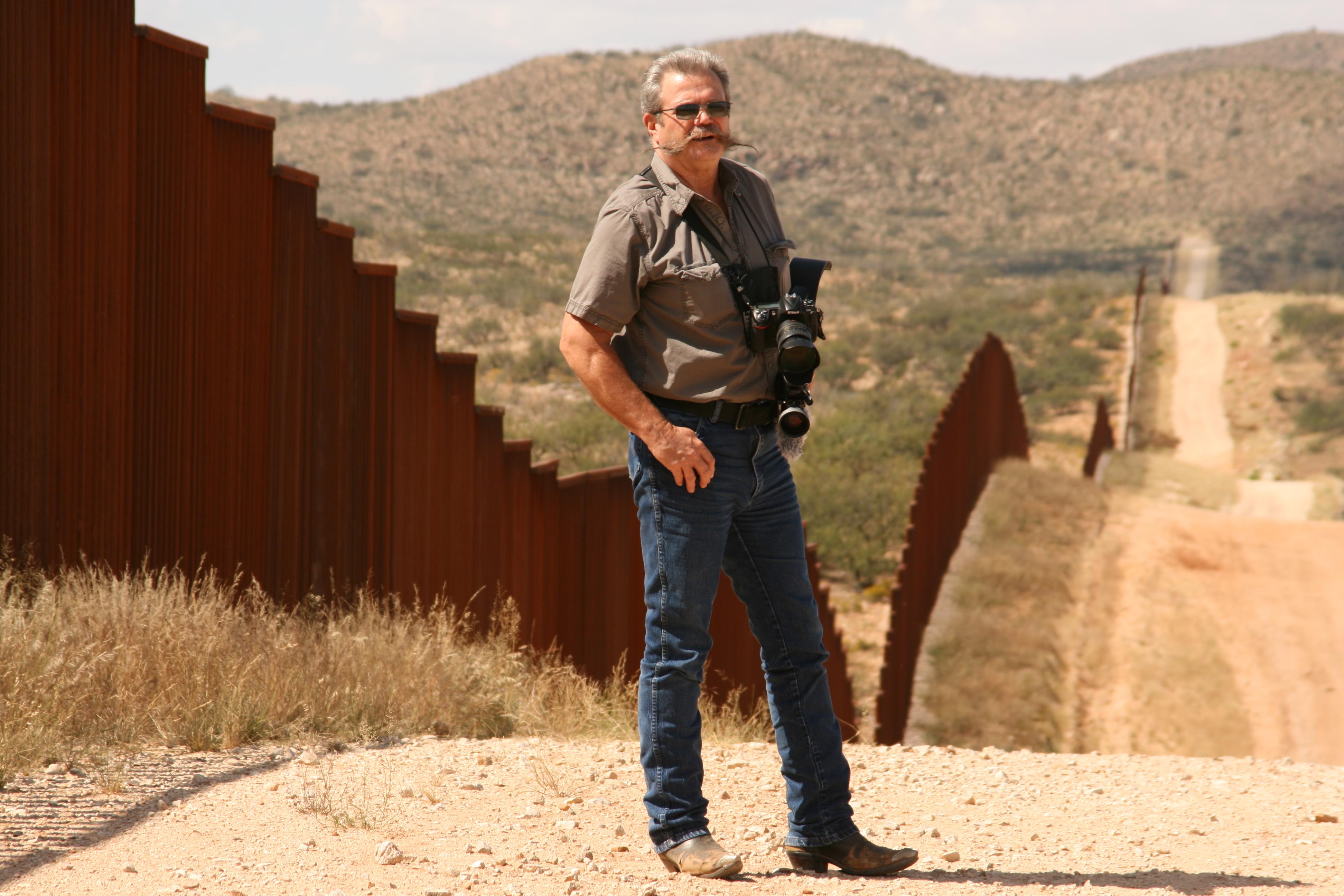 border fence, arizona