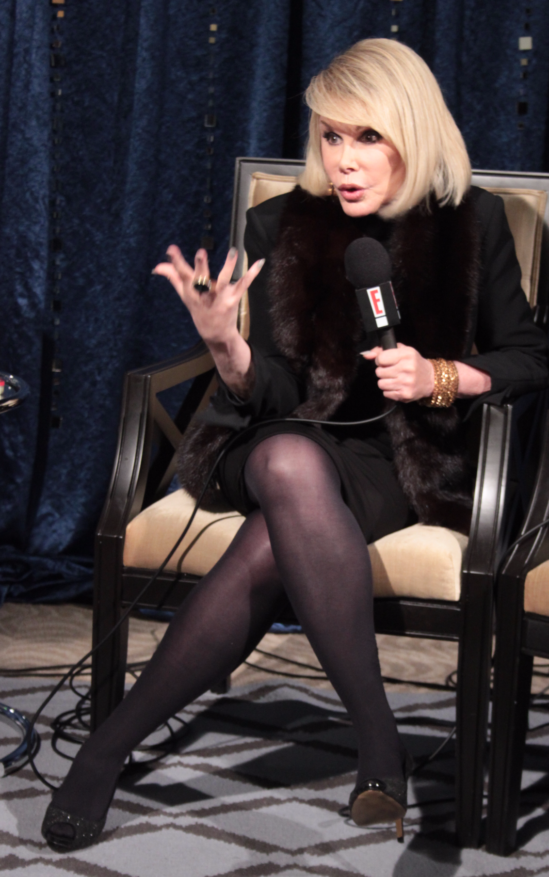 joan rivers, entertainerin