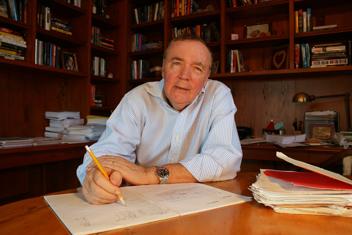 james patterson, bestsellerautor