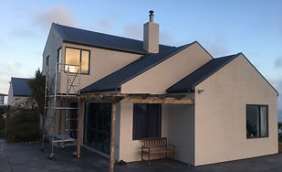 Full house painting, roofs and walls included