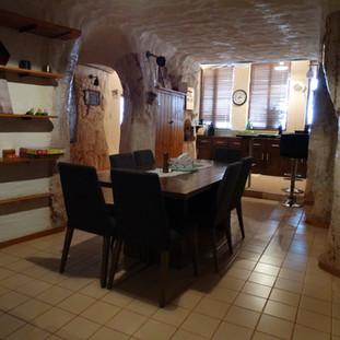 Dinky Di's dining area
