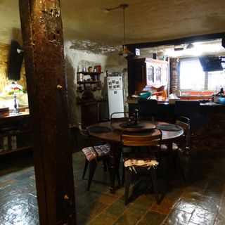 Di's Place Living area