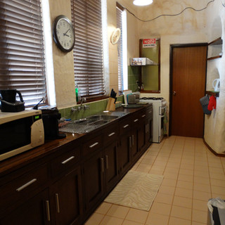 Dinky Di's Kitchen, fully equipped