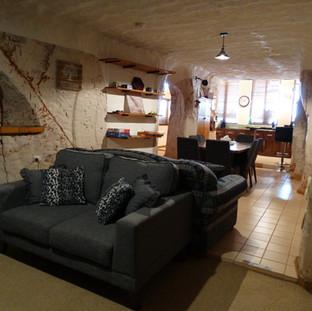 Dinky Di's Living area