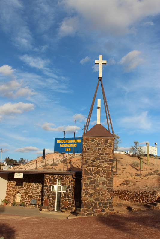 Underground Catholic church