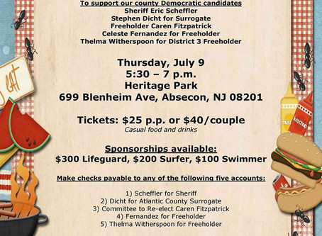 5th ANNUAL SUMMER SIZZLER