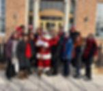 Caroling in Princeton with Santa.JPG