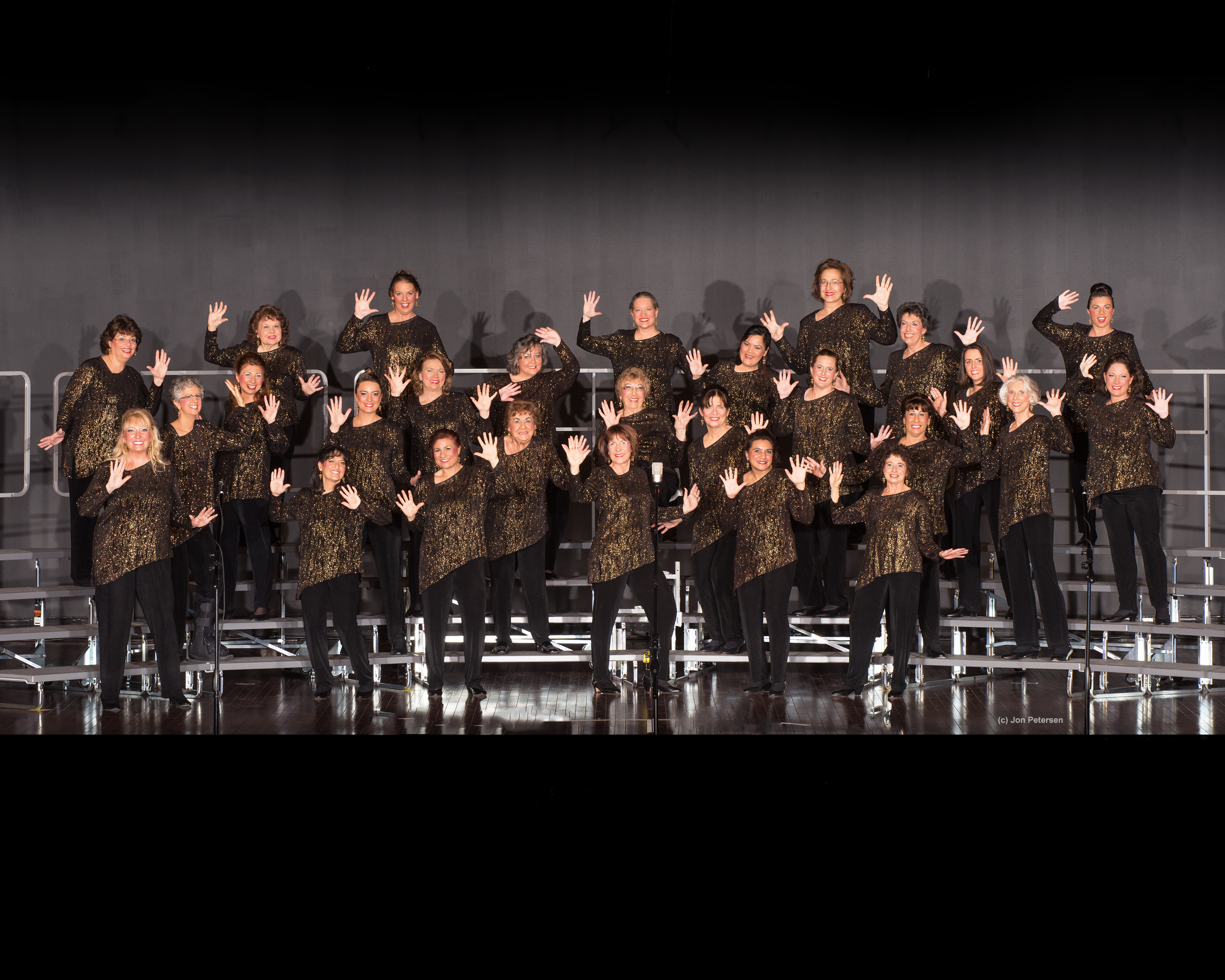 Jersey Harmony Chorus Competition 2016