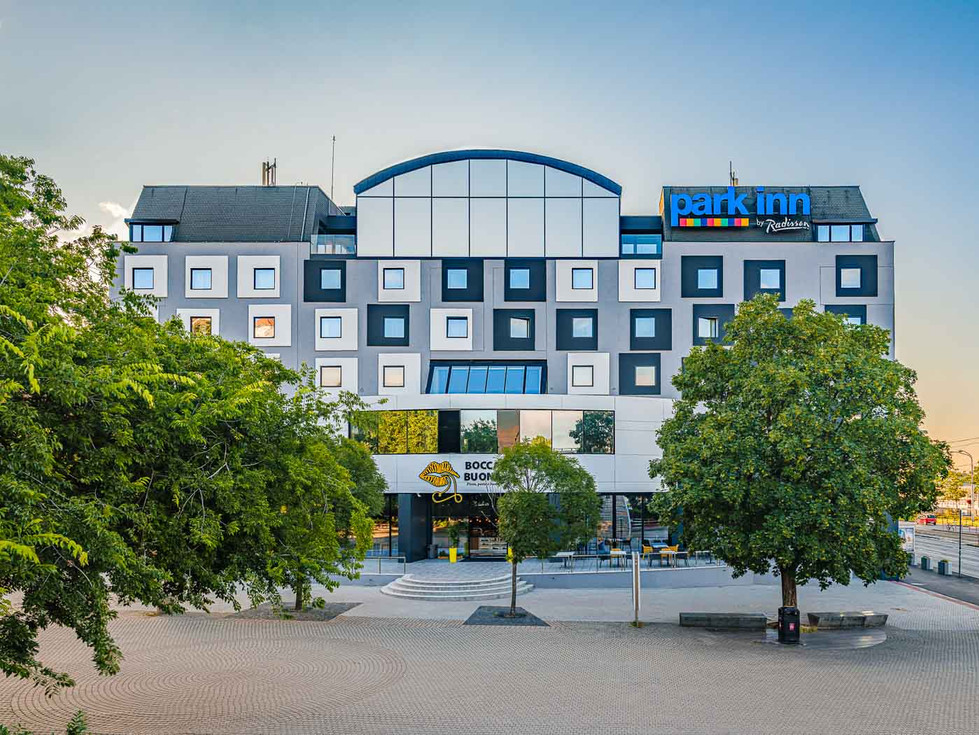 Park Inn Danube Bratislava