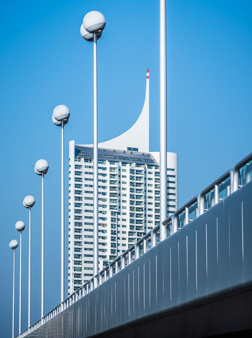 Hochhaus Neue Donau