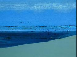 BLUE KEEL #sea #boats #mare #mer #bateau #barca #waterline #yacht #yachtlife #yachtclub #sailing #ab