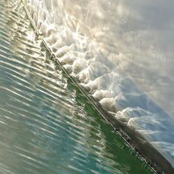 WATERLINE Shadow & Light 2 #shadow #ombra #ombre #light #lumiere #luce #water #eau #acqua #contempor