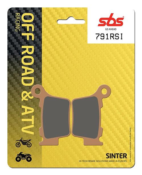 Pastilla de freno trasero SBS (KTM)