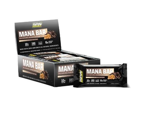 Ryno Power Mana Superfood Bar (Pack de 12)