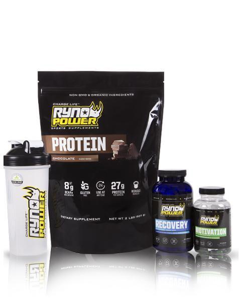 Pack RYNO POWER (Body Builder)