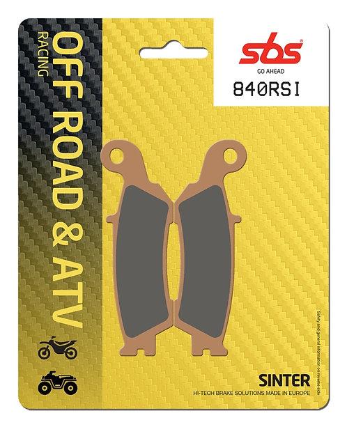 Pastilla de freno delantero SBS (Yamaha)