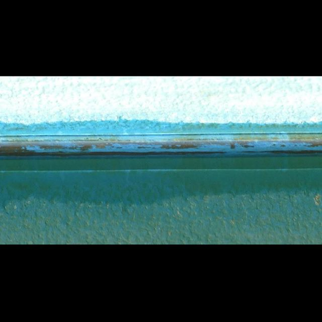 Waterline Close Up #abstractart #abstract #contemporaryart #artcontemporain #astrattismo #boat #barc