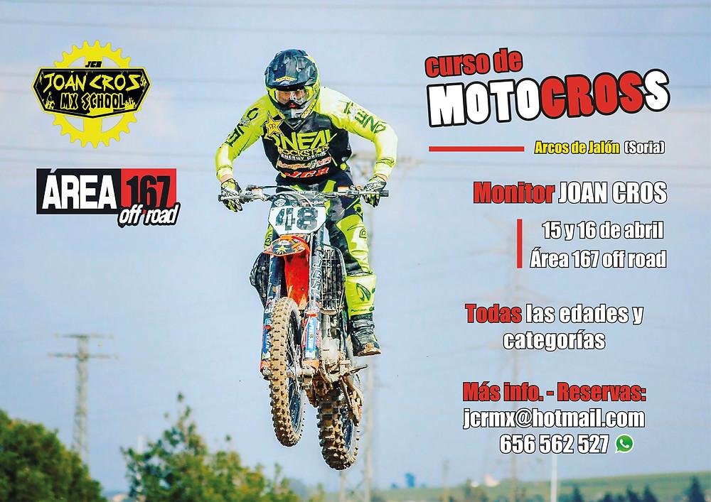 Cartel promocional del MX-SCHOOL