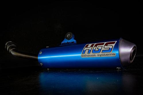 Silencioso HGS 2-Tiempos
