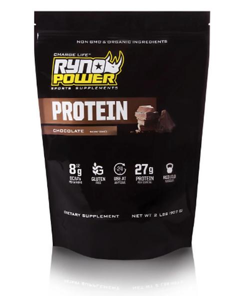 Ryno Power Protein (Chocolate y Vainilla)