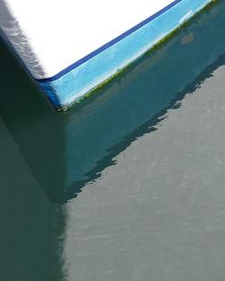 PALE BOW #sea #mare #mer #boat #barca #bateau #yacht #yachtclub #yachtlife #sailing #sailboat #mari