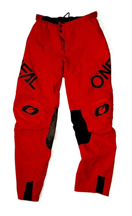 Pantalones O'NEAL MAYHEM (Rojo)