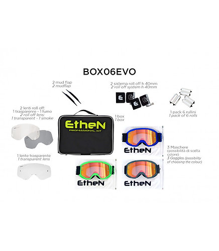 Kit de gafas ETHEN (BOX06EVO)